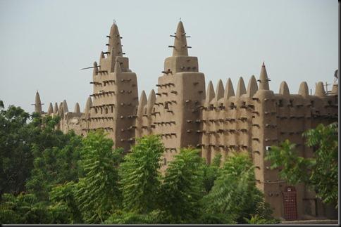 1 Djenne Mosque