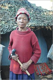 10c. Kwe Grandmother, wife of blacksmith