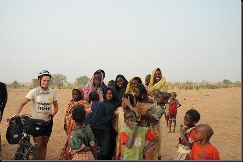 4a. Last Mauritanian village before border