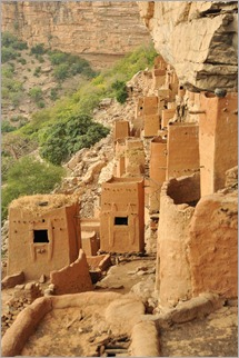 2c. Ancient GranariesTimbuktu to Ouagadougou 120
