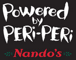 Nando's - Powered by Peri-Peri