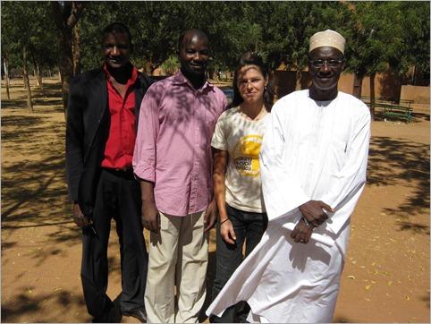 2a. Ali, Cisse, Prof Yamba