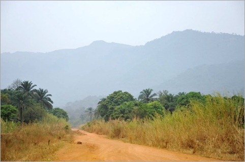 3c. Just before the big climb to Ndu